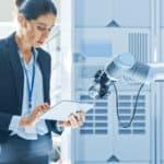 La robótica colaborativa permite alcanzar la máxima productividad en las llamadas Smart Factories
