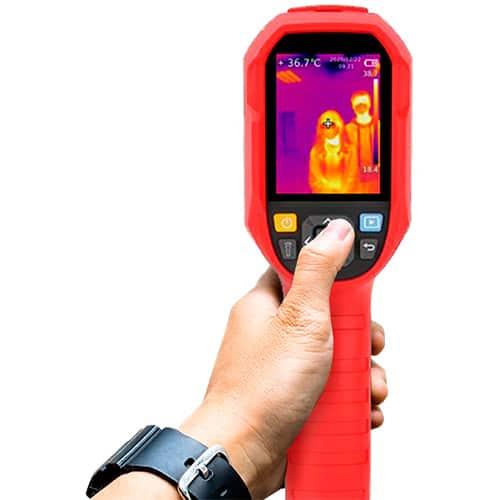La Solución Basic ofrece una cámara portátil muy eficiente y de fácil implantación