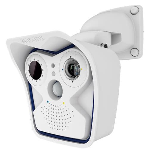 Una de las cámaras térmicas más avanzadas es la que se incorpora a la Solución Professional de Securitas